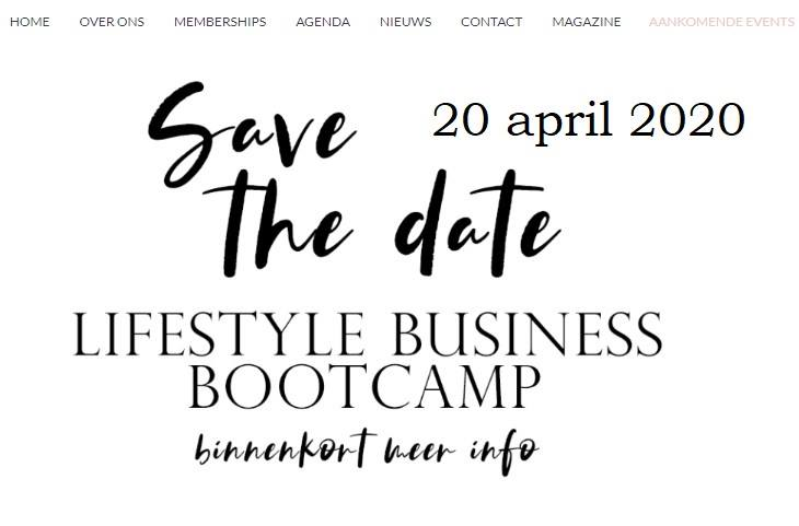 Lifestyle Business Bootcamp 3rd edition