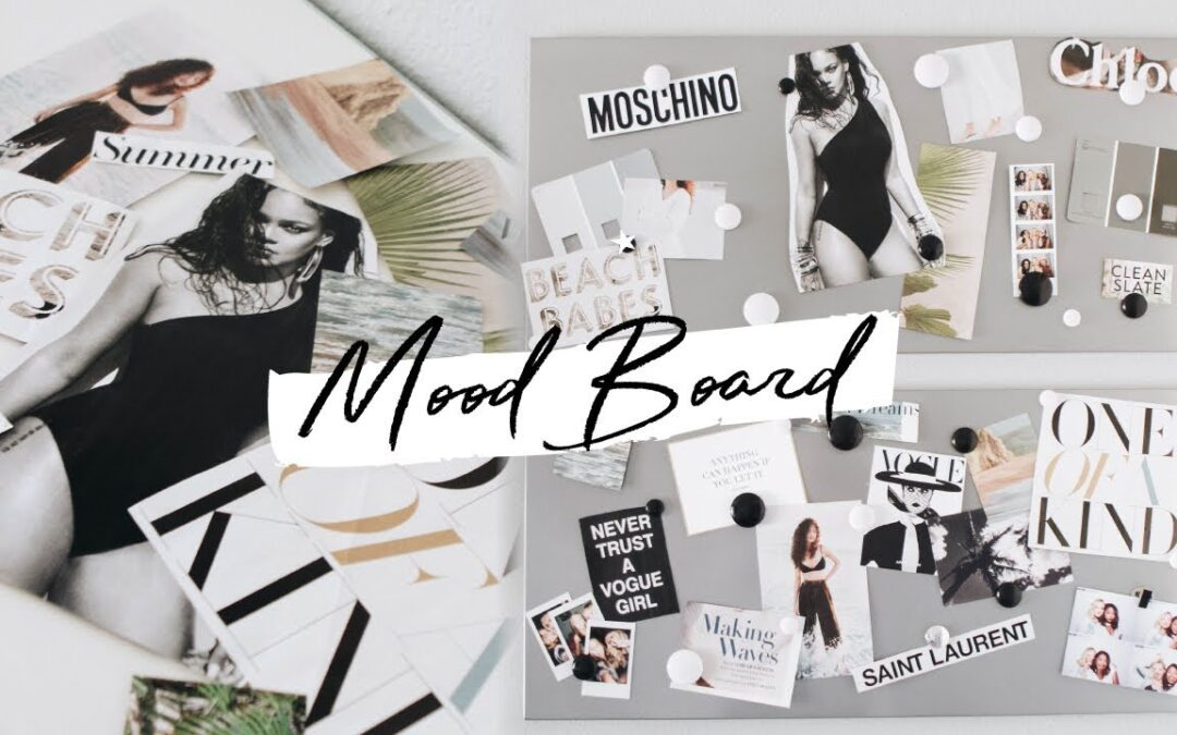 How to create your Vision Board part II